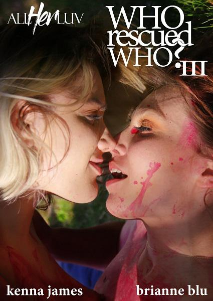 Who Rescued Who? III Box Cover