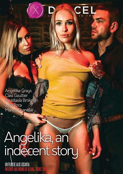 Angelika, An Indecent Story (English) Box Cover