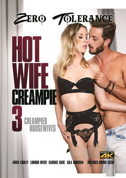 Hot Wife Creampie 3 Box Cover