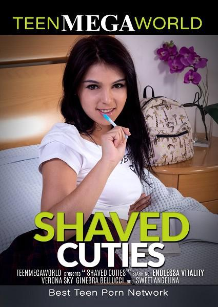 Shaved Cuties Box Cover
