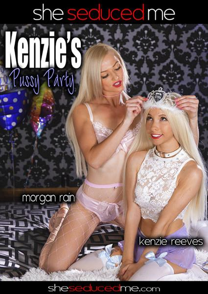 Kenzie's Pussy Party Box Cover