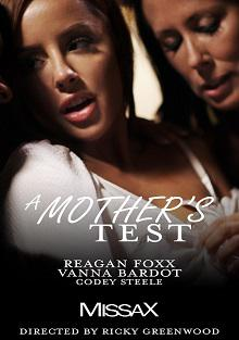A Mother's Test Box Cover