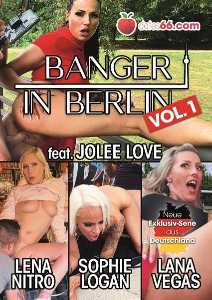 Banger In Berlin Vol. 1 Box Cover - Login to see Back