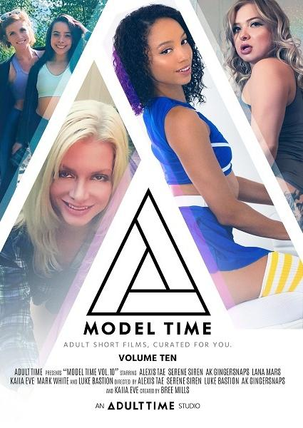 Model Time Volume Ten Box Cover - Login to see Back