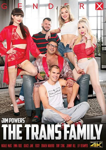 The Trans Family Box Cover