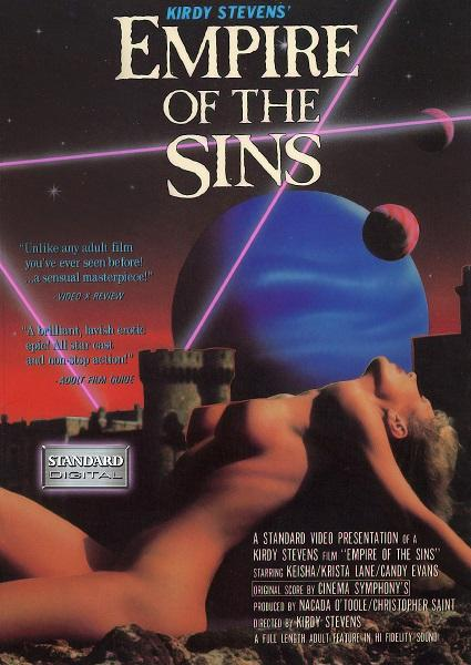 Empire Of The Sins Box Cover