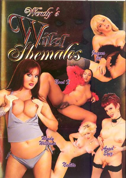 Wendy's Wild Shemales Box Cover