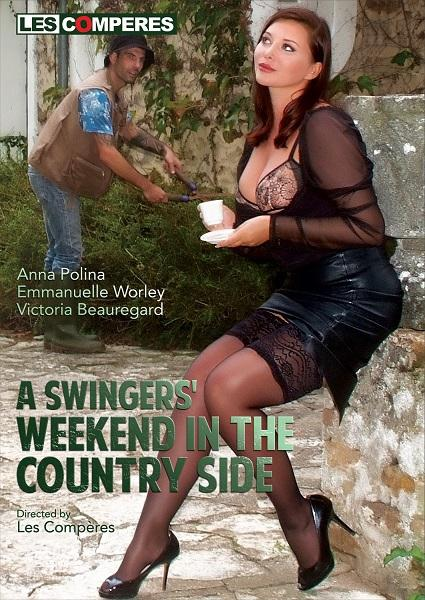 A Swingers' Weekend In The Country Side (English) Box Cover