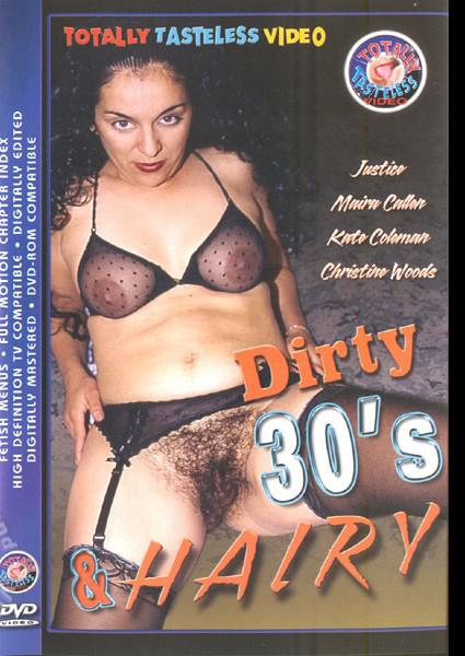 Dirty 30's & Hairy Box Cover