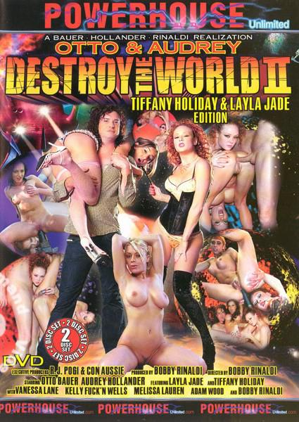Otto & Audrey Destroy The World II - Tiffany Holiday & Layla Jade Edition Box Cover