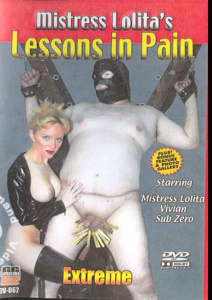 Lessons In Pain Box Cover