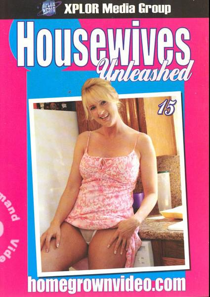 Housewives Unleashed 15 Box Cover