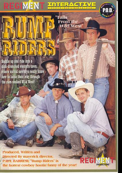 Rump Riders Box Cover
