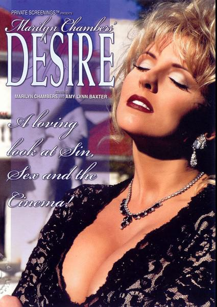 Marilyn Chambers' Desire Box Cover