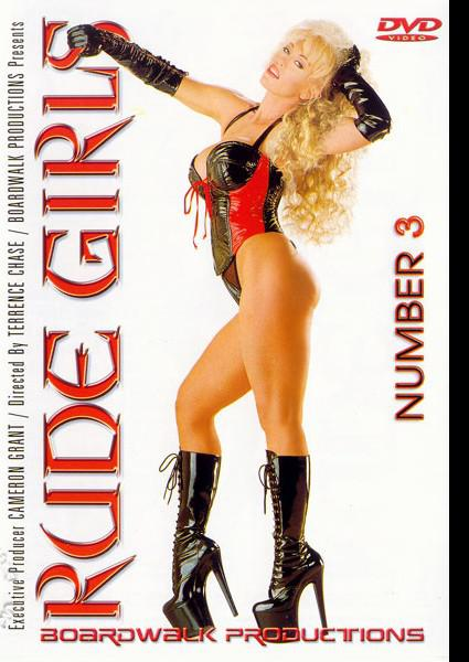 Rude Girls Number 3 Box Cover