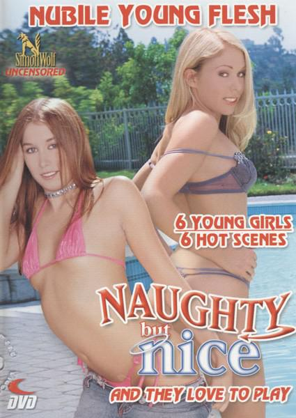 Naughty but nice Box Cover
