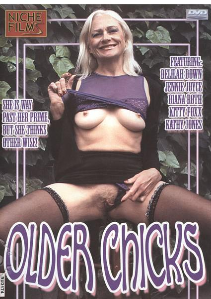 Older Chicks Box Cover