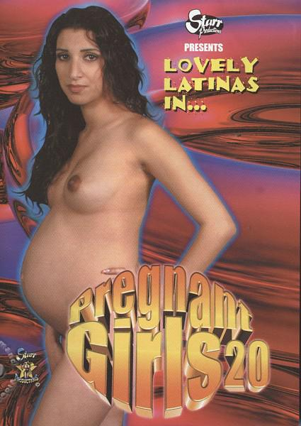 Pregnant Girls 20 Box Cover