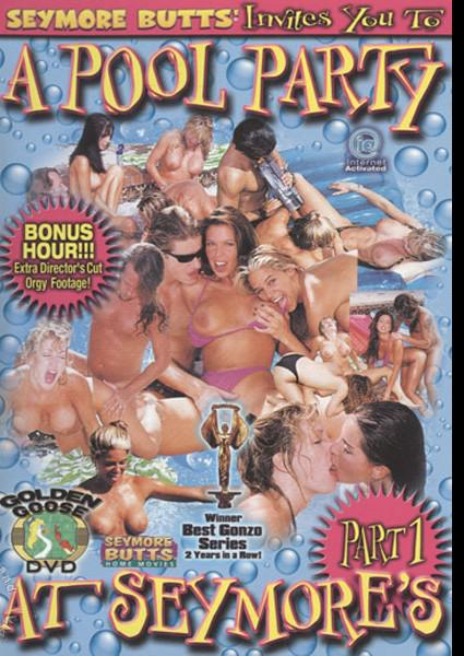 A Pool Party At Seymore's Part 1