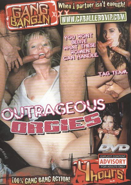 Outrageous Orgies Box Cover