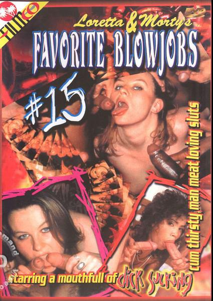 Loretta & Morty's Favorite Blowjobs #15 Box Cover