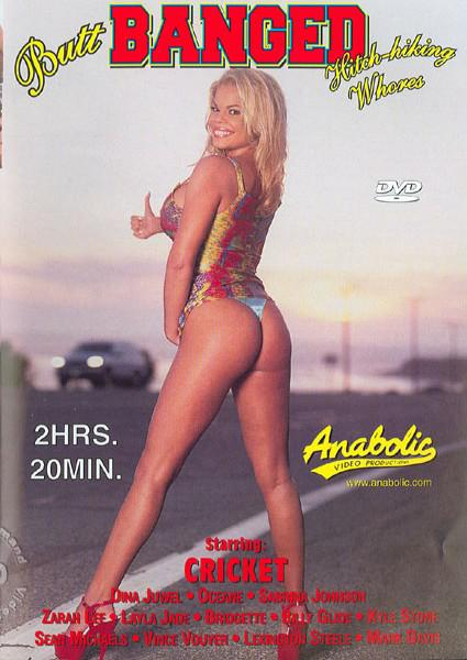 Butt Banged: Hitch-Hiking Whores Box Cover