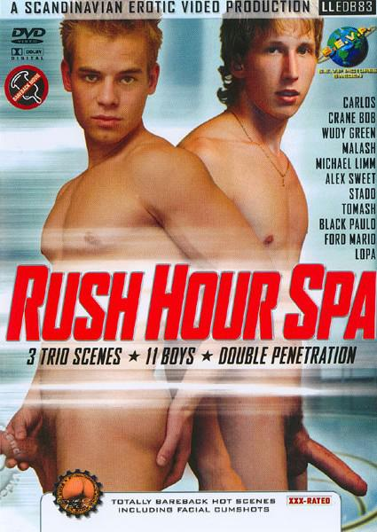 Rush Hour Spa Box Cover