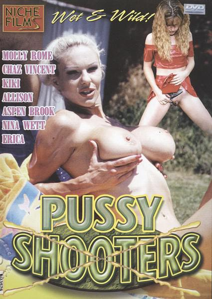 Pussy Shooters Box Cover