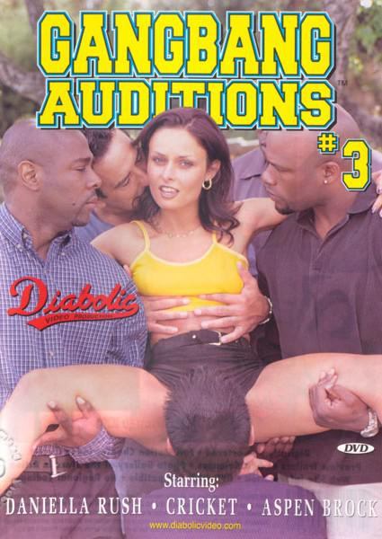 Gangbang Auditions #3 Box Cover