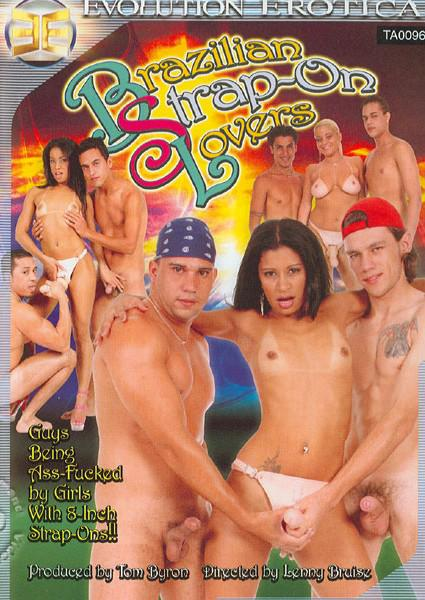 Brazilian Strap-On Lovers Box Cover