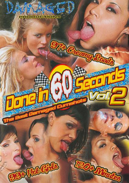 Done In 60 Seconds Vol. 2 Box Cover