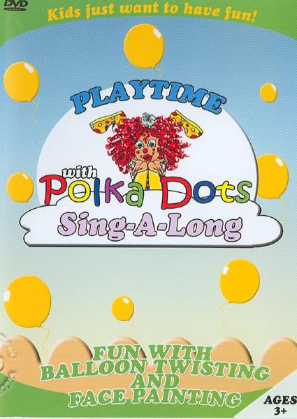 Playtime With Polka Dots Sing-A-Long Box Cover