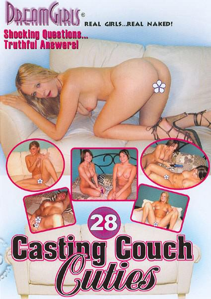 Casting Couch Cuties 28 Box Cover