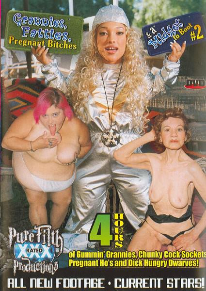 Grannies, Fatties, Pregnant Bitches & A Midget To Boot #2 Box Cover