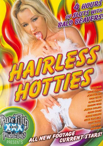Hairless Hotties Box Cover
