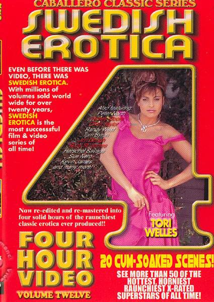 Swedish Erotica Volume Twelve Box Cover