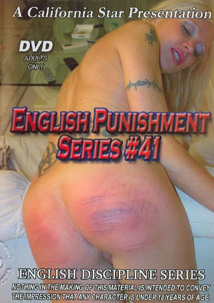 English Punishment Series #41 Box Cover