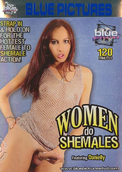 Women Do Shemales Box Cover