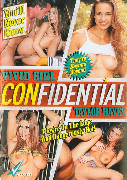 Vivid Girl Confidential - Taylor Hayes Box Cover