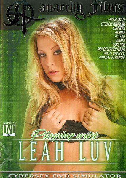 Playing With Leah Luv Box Cover