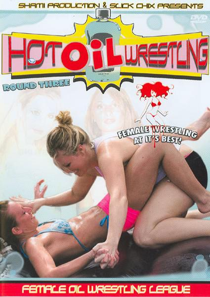 Hot Oil Wrestling Round Three Box Cover