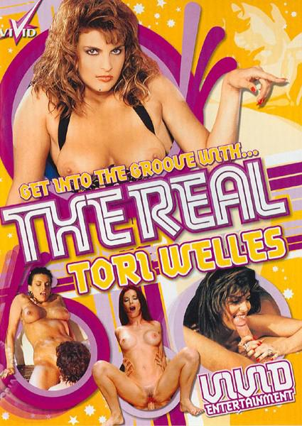 The Real Tori Welles Box Cover