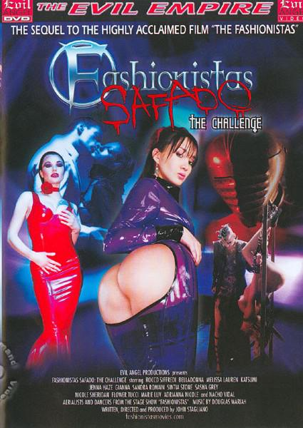 Fashionistas Safado - The Challenge Box Cover