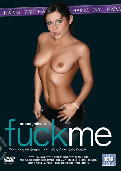 Ariana Jollee's Fuck Me Box Cover