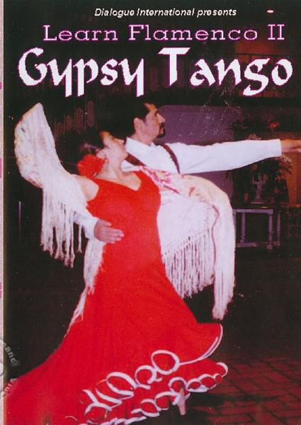 Learn Flamenco II: Gypsy Tango Box Cover