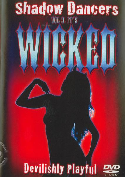 Shadow Dancers Vol 9. It's Wicked Box Cover