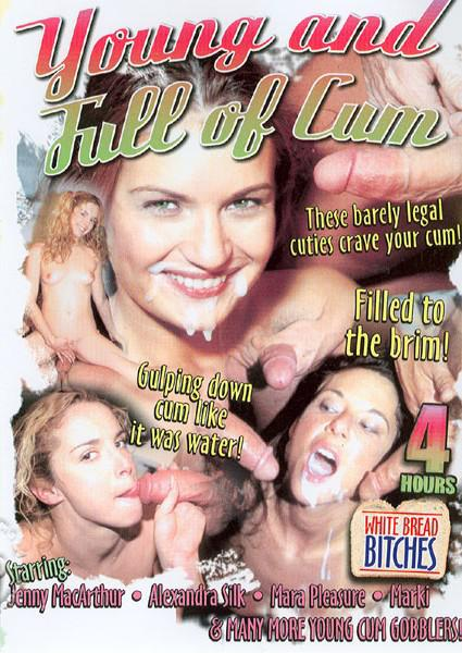 Young and Full of Cum Box Cover