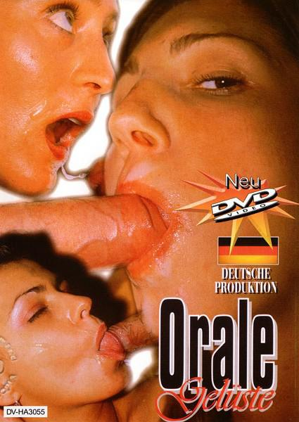 Orale Geluste (Oral Desire) Box Cover