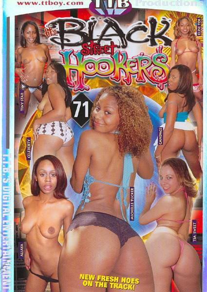 Black Street Hookers 71 Box Cover