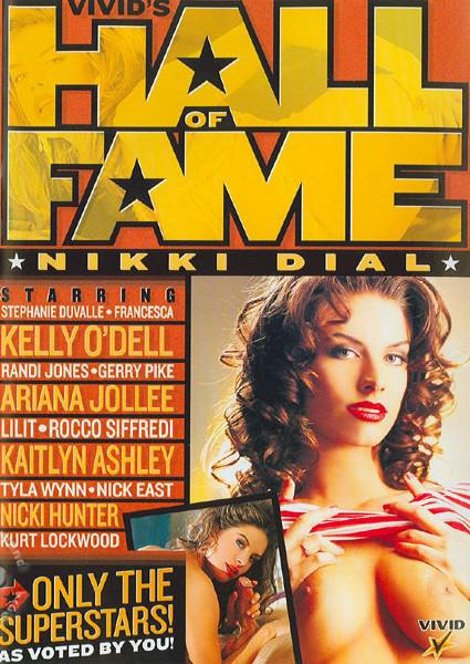 Hall Of Fame: Nikki Dial Box Cover